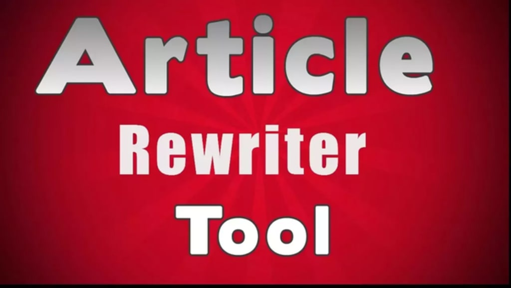 Rewriter Tool At A Glance